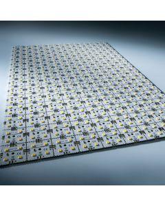 Matrice Profesionala LED Matrix mini 24V 126 patrate (9x14) 504 LED-uri Nichia Japonia (9500lm) 4000K alb