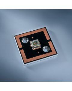 LED Nichia NCSU334A UVC 55mW 280nm 1.8W pe placuta PCB 30x30mm
