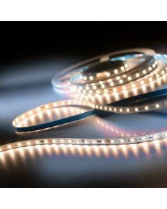 Banda Flexibila Profesionala LumiFlex350 Pro 350 LED-uri Samsung alb cald CRI90 3000K 24V rola 5m (1120lm/m, 70 LED/m si 12.6W/m)