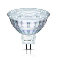 Bec LED Spot Philips CorePro LEDspot 5-35W MR16 840 36° 4000K 390lm
