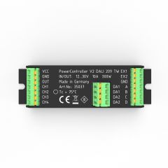 Sistem de control PowerController V2 Tunable White via DALI 209 2-outputs