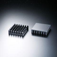 Radiator patrat 23x23mm pentru LED <150 lm