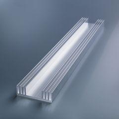 Radiator liniar 27 cm lungime pentru LED-uri <3000lm