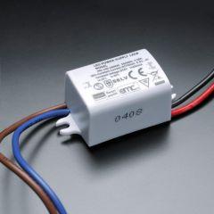 Transformator Driver de curent constant Lumitronix IP67 350mA 230V la 0.5 > 10VDC (3 x LED 1W)