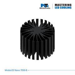 Radiator circular 7cm MechaTronix  MODULED NANO 7050-B pt LED <4000lm