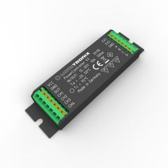 Sistem de control PowerController V2 1- 4 canale pentru Tunable White, RGBW sau culori la for 10-30VDC max 300W