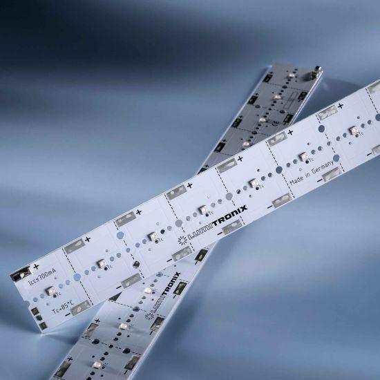 Banda Profesionala PowerBar V3 albastru 455nm 700mA 12x Osram Oslon SSL LED modul 29cm