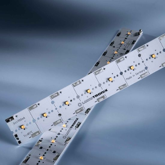 Banda Profesionala PowerBar V3 alb cald 3000K 2838lm 700mA 12x Osram Oslon LED modul 29cm