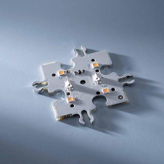 Modul Central ConextMatrix 4 LED-uri lumina calda 118lm 4x4 cm 24V CRI 90 118lm 0.89W
