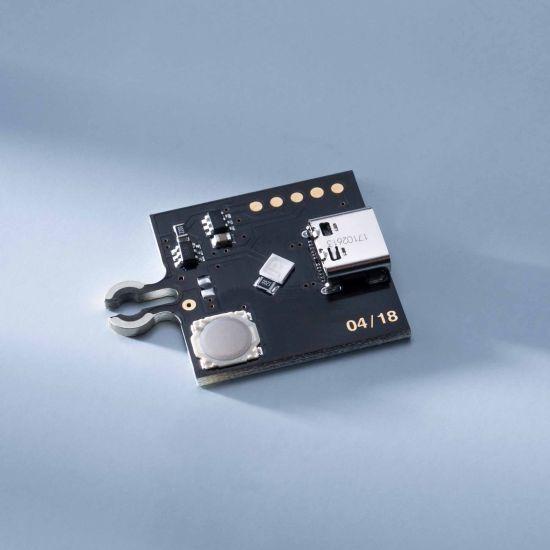 Modul de alimentare ConextPlay lumina albastra 1 LED 2.5x2.5cm 5V 2lm 0.1W