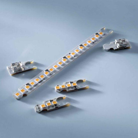 Banda Profesionala ConextBar4 alb cald CRI90 2700K 64lm 24V 4 LED-uri modul 2.07cm ()