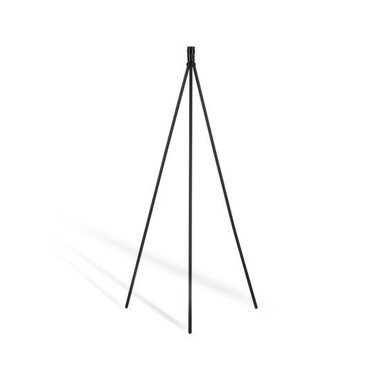 Lampa de podea SLV Fenda negru E27