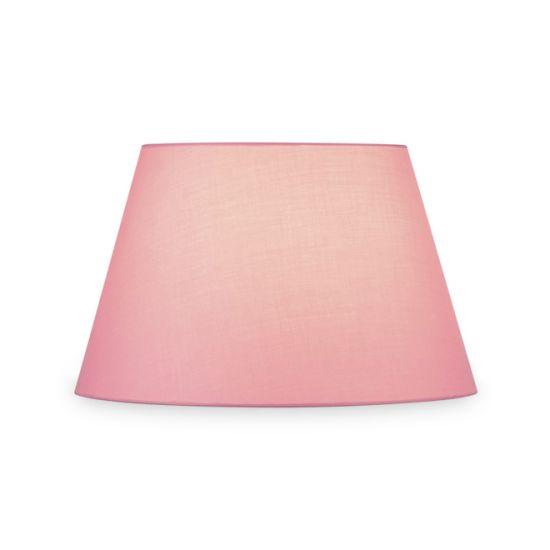 Abajur SLV Fenda conic, D/H 45.5/28 cm roz