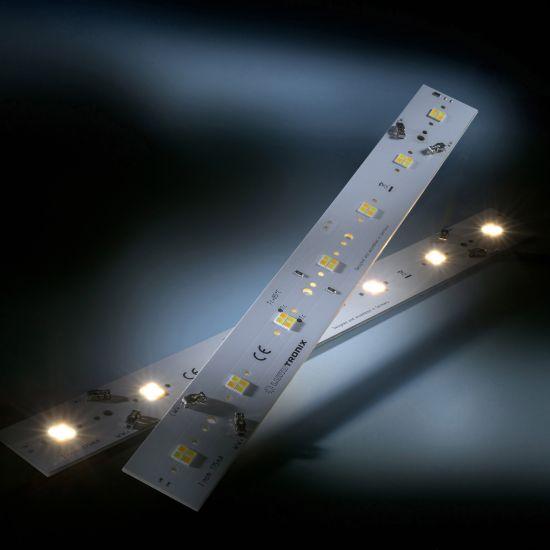 Banda Profesionala Daisy 28 Nichia Alb TW 2700-4000K 595+625lm 175mA 20V 28 LEDs modul 28cm modul (4375lm/m si 25W/m)