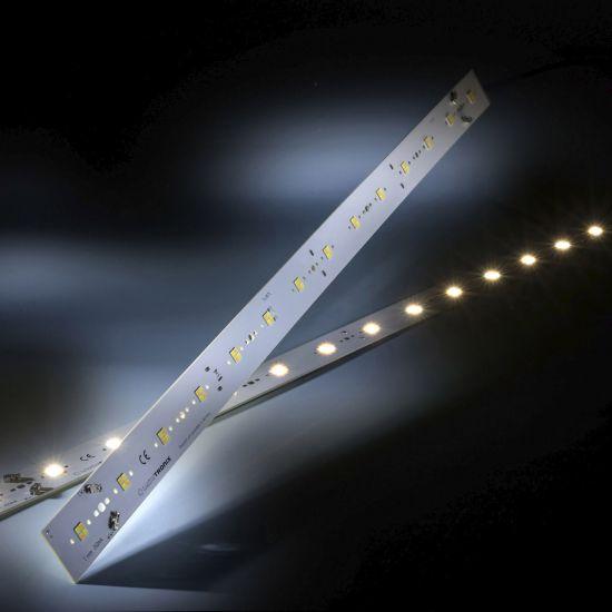 Banda Profesionala Daisy 56 Nichia Alb TW 2700-4000K  1190 +1250lm 350mA 20V 56 LED modul 56cm (4375lm/m 25W/m)