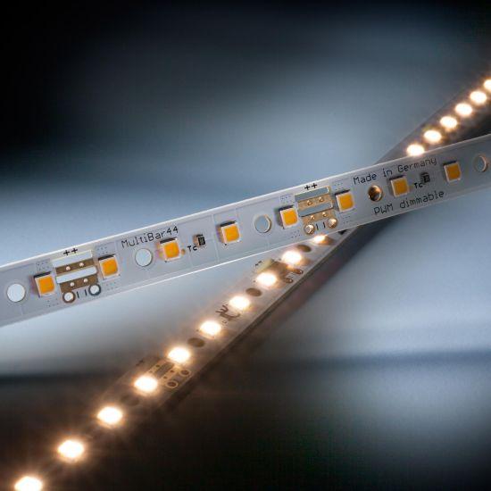 Banda Profesionala Multibar44 alb cald CRI90+ 3000K 732lm 24V 44 LED-uri Nichia Japonia bagheta 50cm (1464lm/m si 12.94W/m)