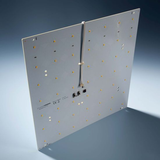 Matrice LED Profesionala BackMatrix Professional 49 LED-uri Nichia Japonia 29x29cm 16.8W 2090lm 24V Alb 3000K 120grade
