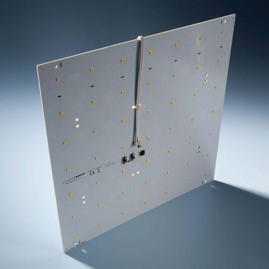 Matrice LED Profesionala BackMatrix Professional 49 LED-uri Nichia Japonia 29x29cm 16.8W 2180lm 24V Alb 4000K 120grade