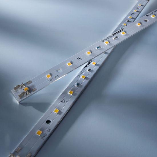 Banda Profesionala Maxline14 alb neutru 4000K 870lm 24V 14 LED-uri Nichia Japonia modul 28cm (3108lm/m si 30W/m)