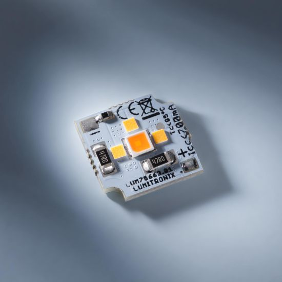 Modul Profesional LED SmartArray Dim2Warm 3W=30W 305lm 3+1 LED-uri Nichia Japonia Alb Auto Regrabil 3000K-2000K