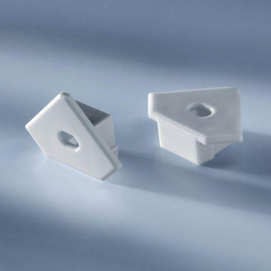 Capac pentru profilul de aluminiu Aluflex de 102cm triunghiular cu spatiu pentru cabluri