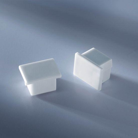 Capac pentru profilul de aluminiu Aluflex de 102cm dreptunghiular si adanc inchis