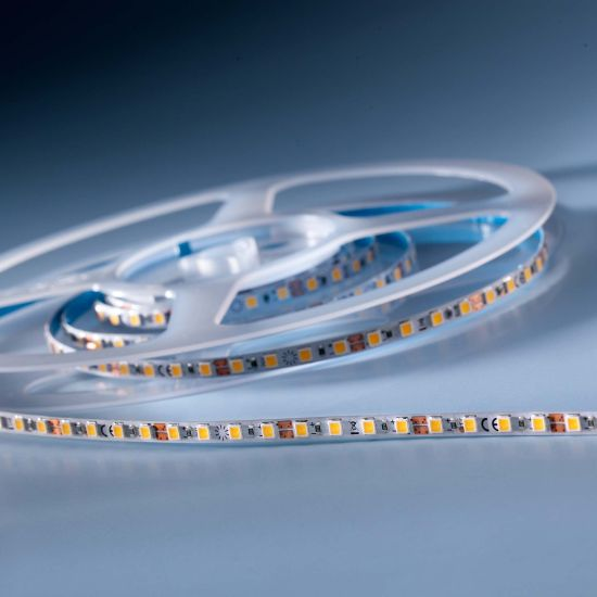 Banda Flexibila Profesionala Slimflex240 Pro 240 LED-uri Nichia Japonia alb neutru CRI90 4000K 24V rola 2m (2120lm/m, 120 LED/m)