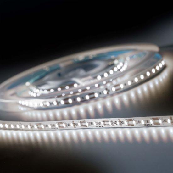 Banda Flexibila Semi-Profesionala LumiFlex600 Economy 600 LED-uri Honglitronic alb neutru 4000K 12V rola 5m (532lm/m, 120 LED/m si 4.4W/m)