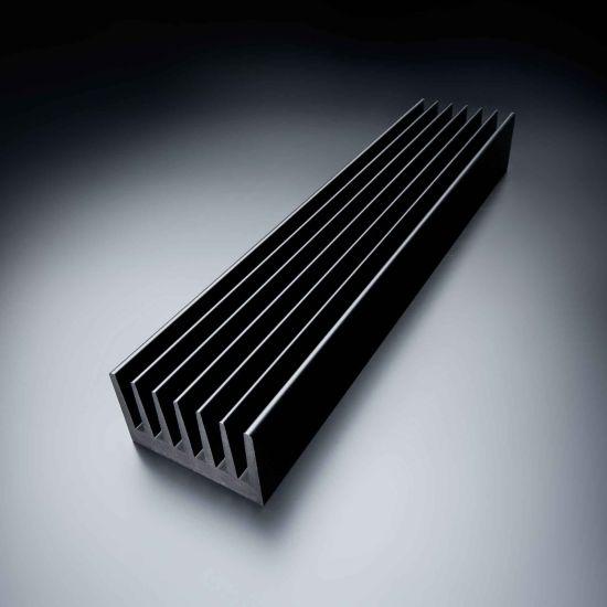 Radiator liniar 30cm pentru MaxLine 14/35/70, PowerBar V1/V2, Aventrix 2x sau LED-uri <10000lm