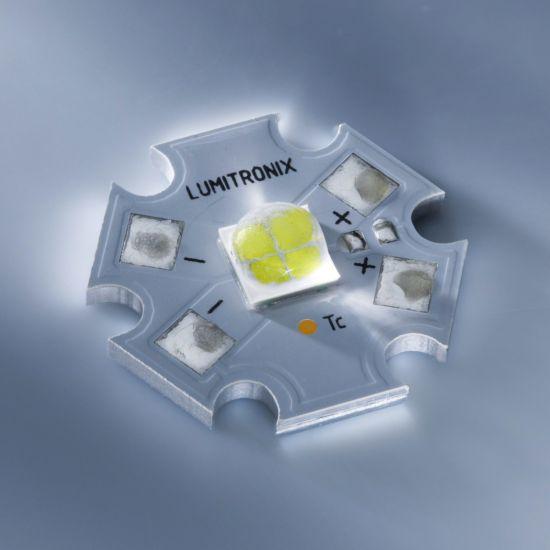 Cree XHP70 alb rece 6200K 1710lm pe placuta PCB (Star) 6V sau 12V max 2400mA