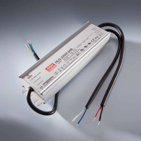 Transformator Sursa Profesionala de tensiune constanta Mean Well HLG-320H-24B IP67 230V la 24V 13.34A 320W DIM