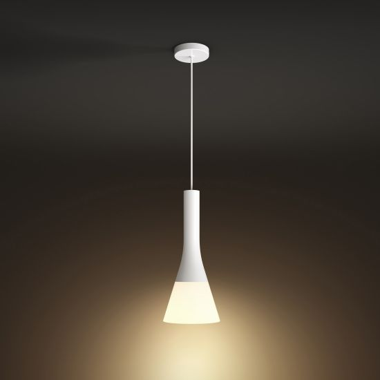 Lampa Pendul inteligent LED Philips Hue Explore  Alb 806lm