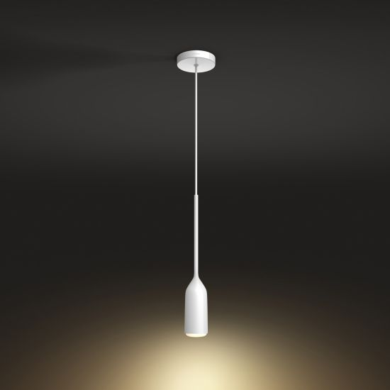 Lampa Pendul inteligent LED Philips Hue Devote Alb 480lm