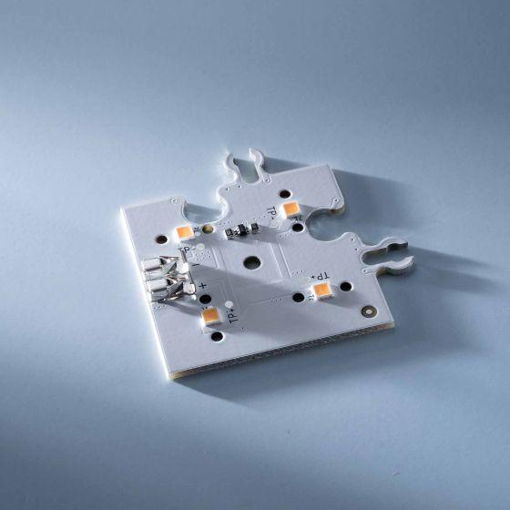 Modul de colt ConextMatrix 4 LED-uri lumina calda 118lm 4x4 cm 24V CRI 90 118lm 0.89W