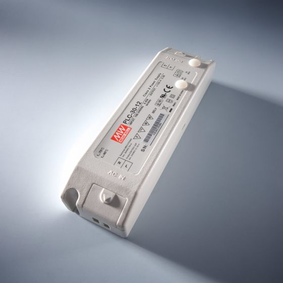 Transformator Sursa Profesionala de tensiune constanta Mean Well PLC-100-24 IP20 230V la 24V 4A 100W