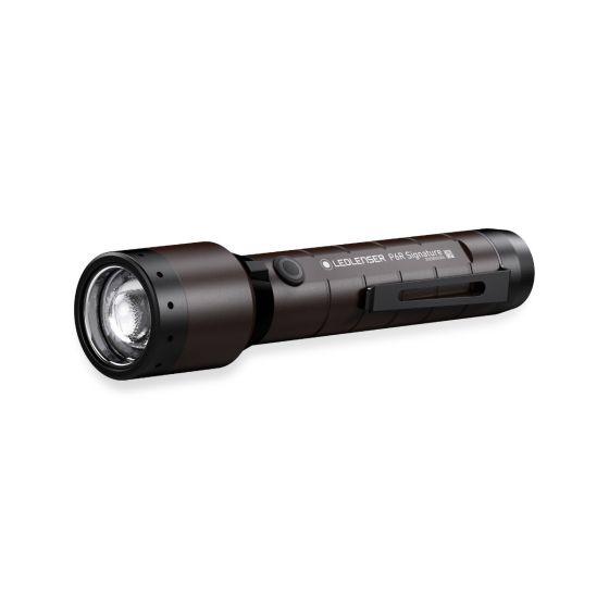 Lanterna Premium LEDLENSER P6R Signature Reincarcabila 1400lm raza luminoasa 240m