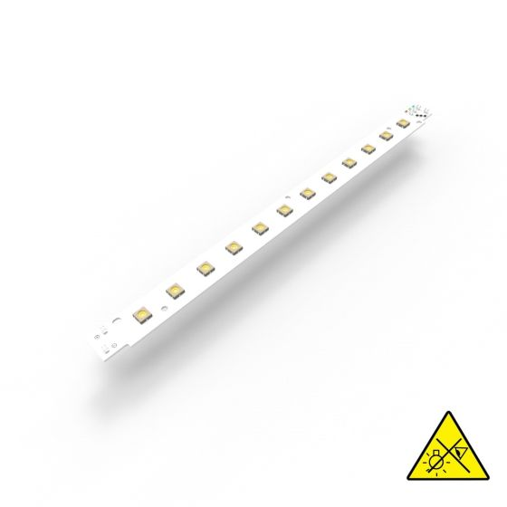 Banda LED Dezinfectare Seoul Viosys UVC 275nm 12x LED-uri total 264mW 28cm 600mA