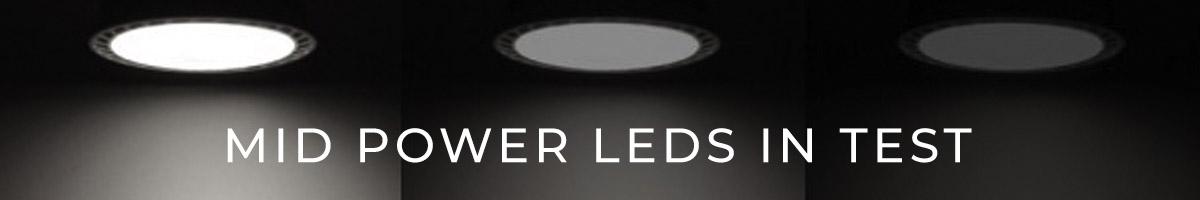 Test de performanta a LED-urilor, cele Nichia 757G sunt pe primul loc