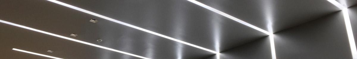 Cum se creează linii de lumină sau corpuri liniare de iluminat cu benzi LED