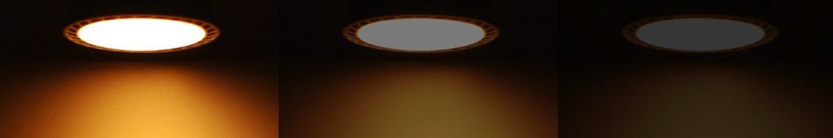 Durata de viata a LED-ului si evolutia fluxului luminos