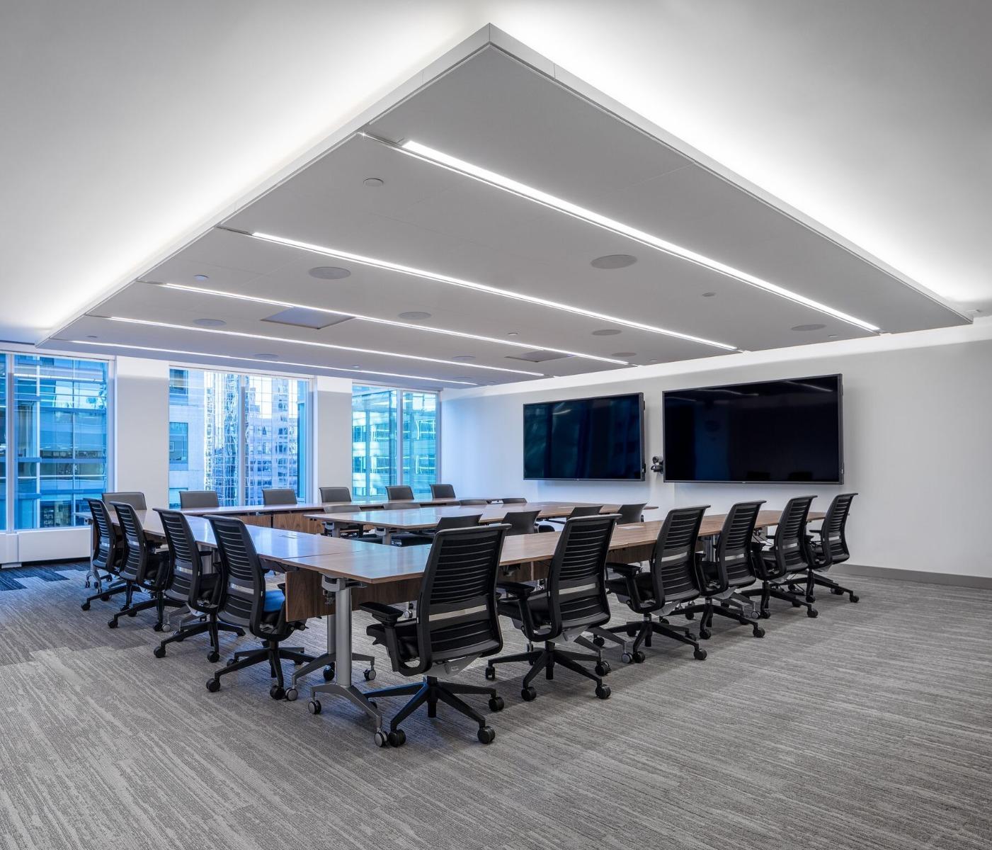 Iluminare pentru birou