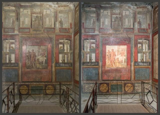 Iluminarea Pompeiului cu LED-uri SunLike