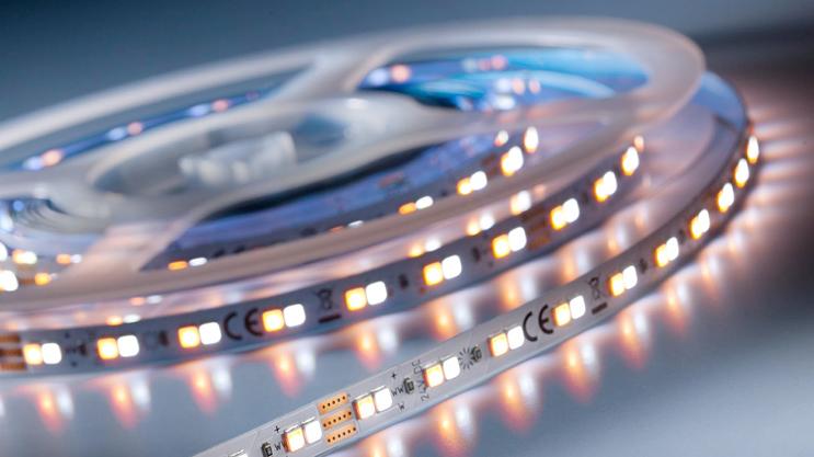 Banda cu LED-uri Nichia 757 Tunable White