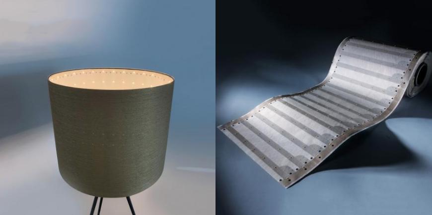 Benzi LED Professional Osram Paper-Flex cu lățimea de 35 cm și 3300 lm pe metru pătrat. Puteți lumina 9 metri pătrați simultan!