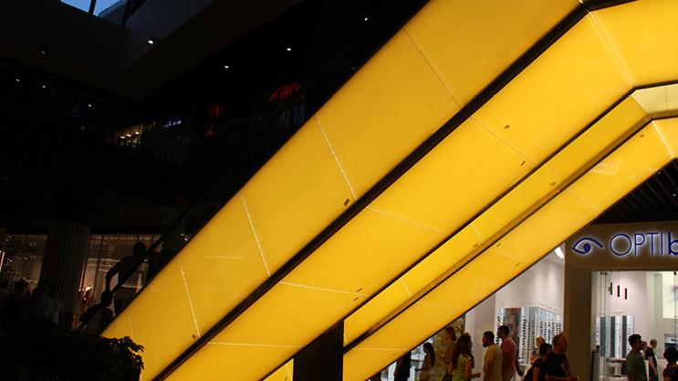 Pentru proiecte cu suprafete intinse ce trebuie iluminate.