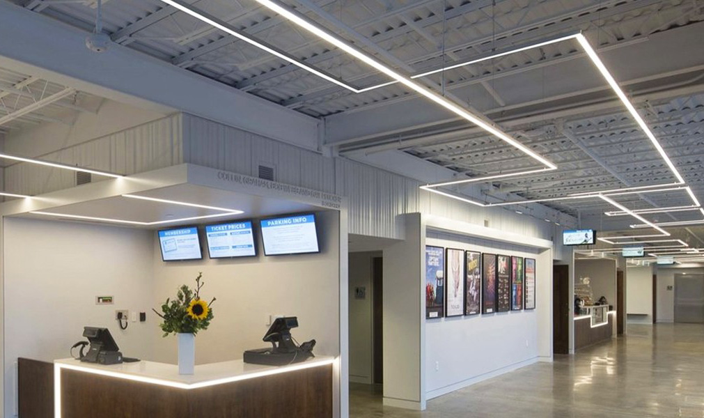 General lighting for commercial and business applications