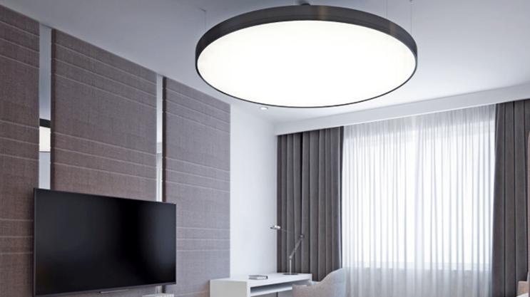 Pentru iluminat din spate usor de instalat