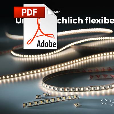Catalog Benzi LED Flexibile