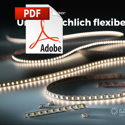 Catalog Benzi LED Flexibile FlexOne