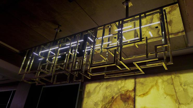 Proiect cu banda LED Nichia 757: SlimFlex